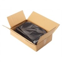 Jantex Compactor Bin Bags Black Pack of 100