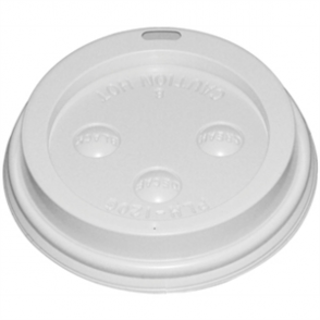 Lid For 12/16oz Hot Cups (Box 1000)