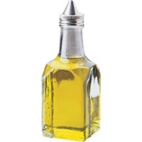 Oil/Vinegar Cruet Jar