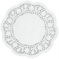 Paper Doily Round 9.5in (Box 250)