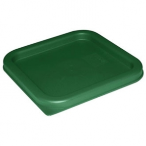 Square Lid Green Medium