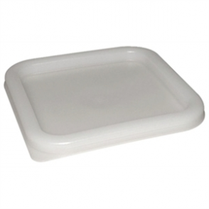 Square Lid White Small 1.5 - 3.5 ltr