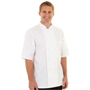 Chef Works Unisex Montreal Cool Vent Chefs Jacket White