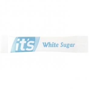 White Sugar Stick (Pack of 1000)