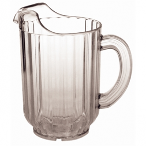 Kristallon Polycarbonate Pitcher 1.4 ltr / 48oz (Sold Single)