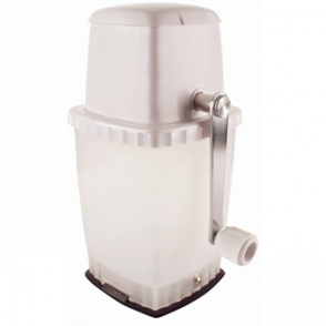 Ice Crusher Vacuum Base White