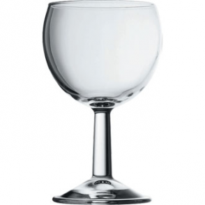Banquet Paris Wine Glass  6.75oz / 190ml. CE Marked at 125ml (12pc)