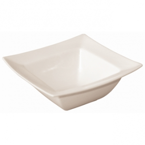 Wide Rimmed Square Bowl 165mm (Box 6)
