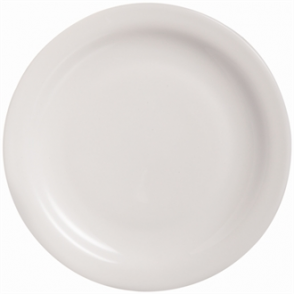 Arcoroc Opal Hoteliere Narrow Rim Plates 236mm (Box 6)