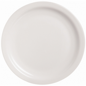 Arcoroc Opal Hoteliere Narrow Rim Plates 193mm (Box 6)