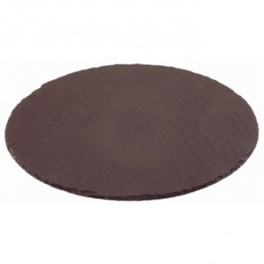 Natural Slate Tray  - Round 380mm