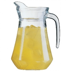 Arcoroc Glass Jugs 1Ltr (6PC)