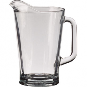 Conic 3 Pint Glass Jug (6pc)