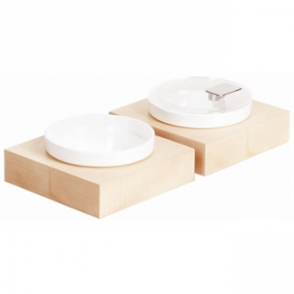 APS Small Square Buffet Bowl Box
