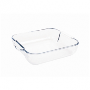 Pyrex Square Glass Roasting Dish 210mm