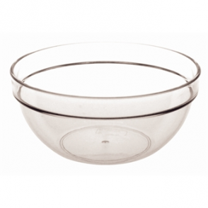 Vogue Polycarbonate Chef Bowl 1.25Ltr