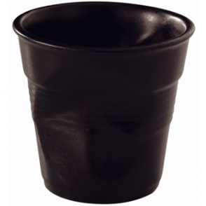 Revol Froisses Water Tumblers Black 330ml (Box 6)