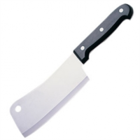 Vogue Black Cleaver 23cm