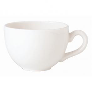 Simplicity White Low Empire Espresso Cup (Box 12)