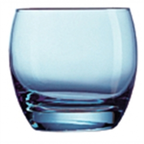 Arcoroc Salto Ice Blue Tumblers 320ml (Pack of 24)