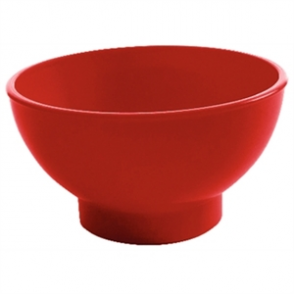 Kristallon Sundae Dishes Red 95mm (Box 12)