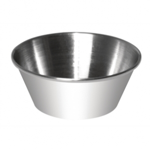 Stainless Steel 40ml Sauce Cups