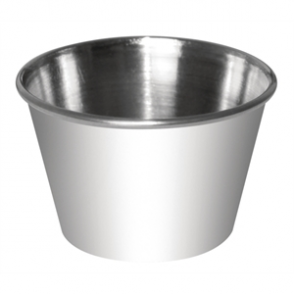 Stainless Steel 70ml Sauce Cups