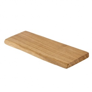 Rough Stuff Slim Oak Presentation Board 400(W)x 140(L)mm
