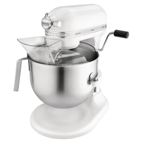 KitchenAid Heavy Duty Mixer White