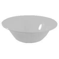 "Churchill Whiteware Medium Salad Bowls 8 3/8"" (Box 12)"