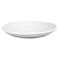 Churchill Whiteware Saucers 127mm (Box 24)