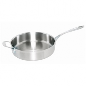 Vogue Tri Wall Saute Pan 280mm 11inc