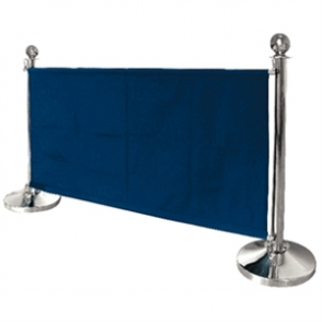 Bolero Canvas Barrier