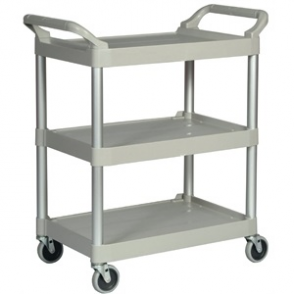 Rubbermaid X-tra Utility Trolley Grey
