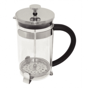 Olympia Stainless Steel Cafetiere 6 Cup