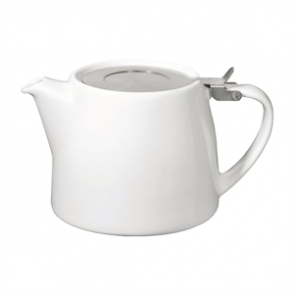 Forlife Stump Teapot White 510ml