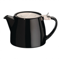 Forlife Stump Teapot Black 510ml