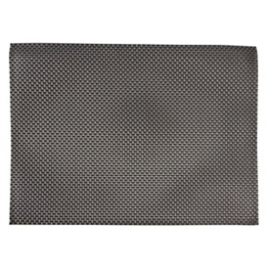 APS PVC placemat Silver And Grey (Box 6)