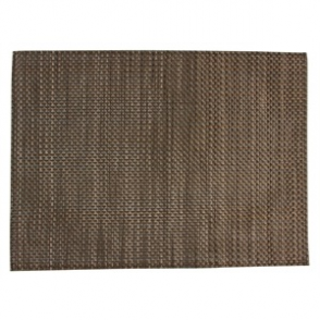APS PVC placemat Brown (Box 6)