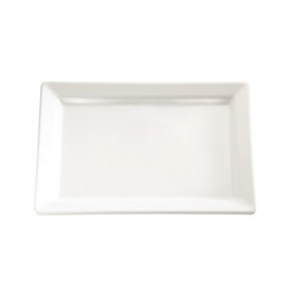 APS Pure Melamine Rectangular Tray 21""