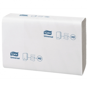 Tork Z Fold White Hand Towels 3000 per case