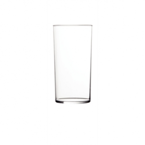 Polystyrene Hi Ball Glasses 285ml CE Marked (48pc)