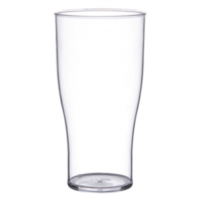 Polystyrene Beer Glasses 570ml CE Marked Pint