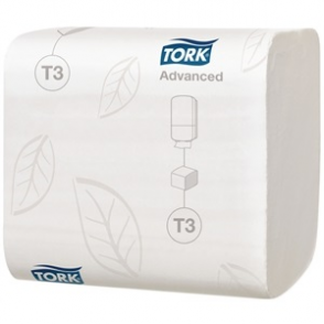 Tork White Bulk Pack Toilet Tissue