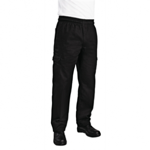 Chef Works Slim Fit Cargo Trousers
