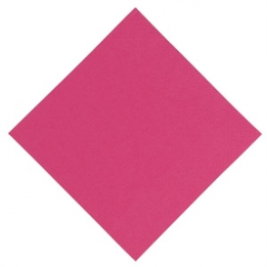 Duni Lunch Napkin 330mm Fuschia