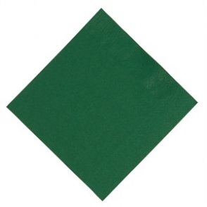 Duni Lunch Napkin 330mm Dark Green