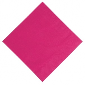 Duni Dinner Napkin 400mm Fuschia