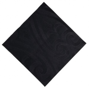 Duni Elegance Napkin 480mm Black
