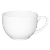 Olympia Café Cappuccino Cups White 340ml 12oz (12pp)